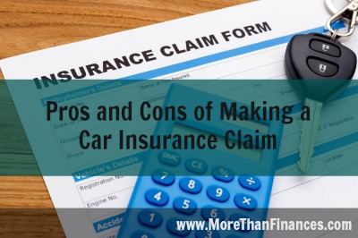 Pros and Cons of Making a Car Insurance Claim