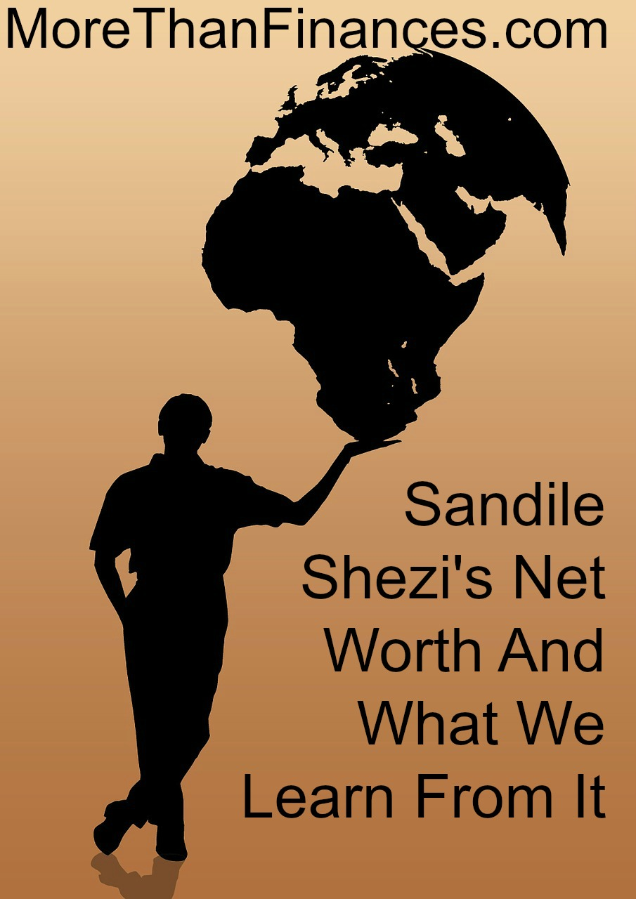 Sandile Shezi's Net Worth And What We Learn From It