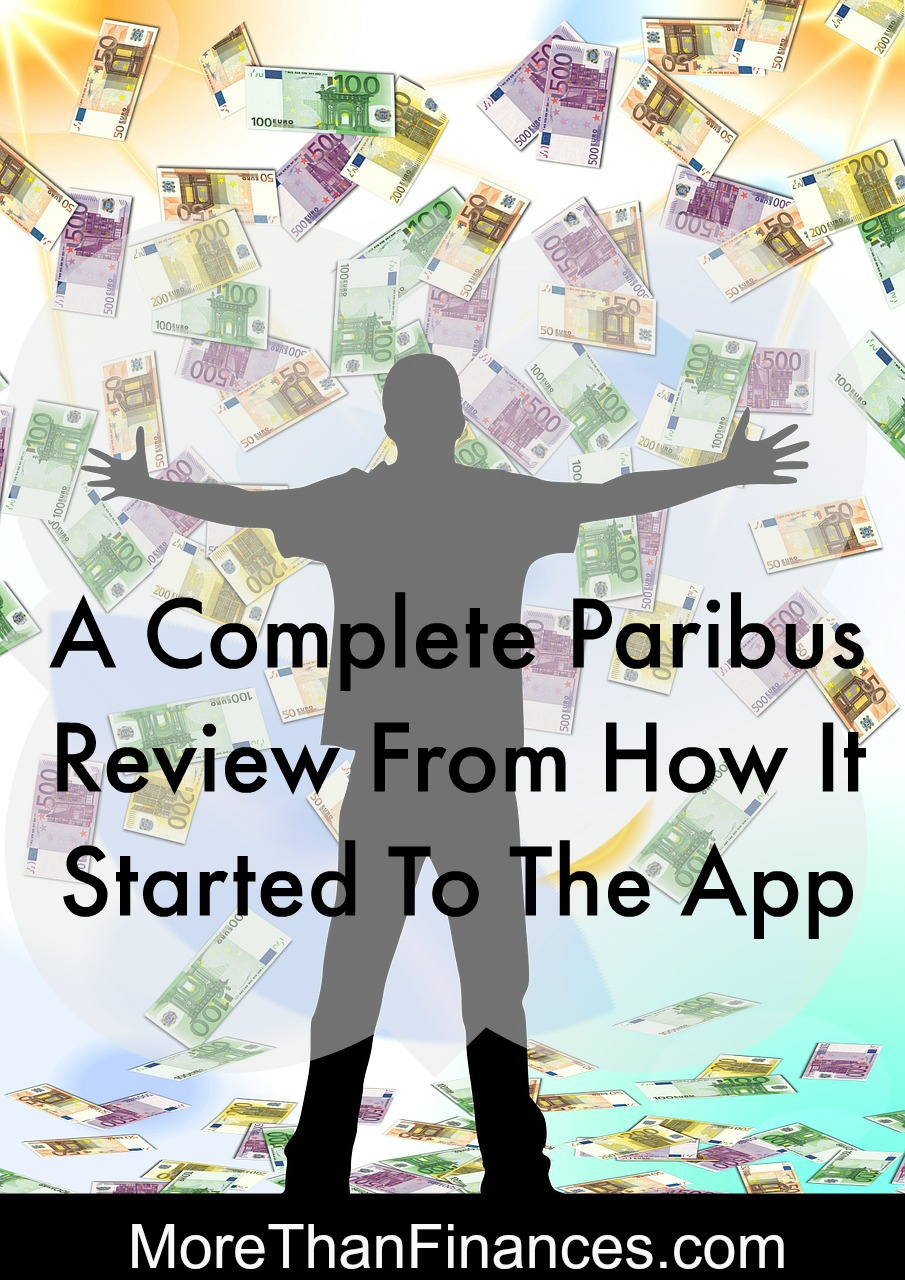 A Complete Paribus Review From How It Started To T