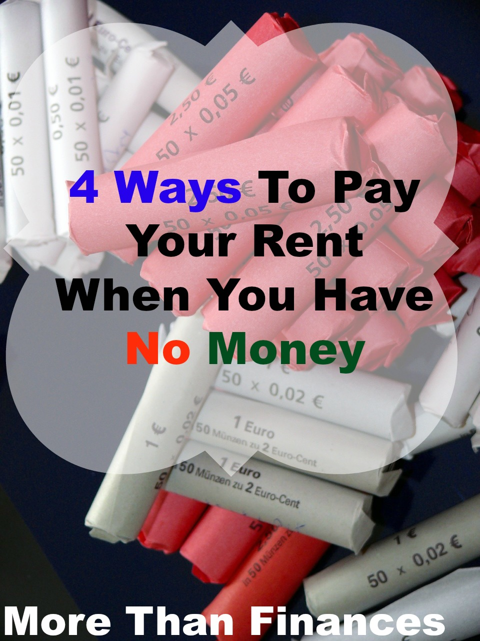 4 Ways To Pay Your Rent When You Have No Money