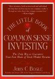 The Little Book of Common Sense Investing by John Bogle