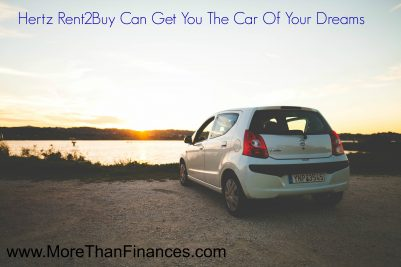 Hertz Rent2buy Can Get You The Car Of Your Dreams More Than