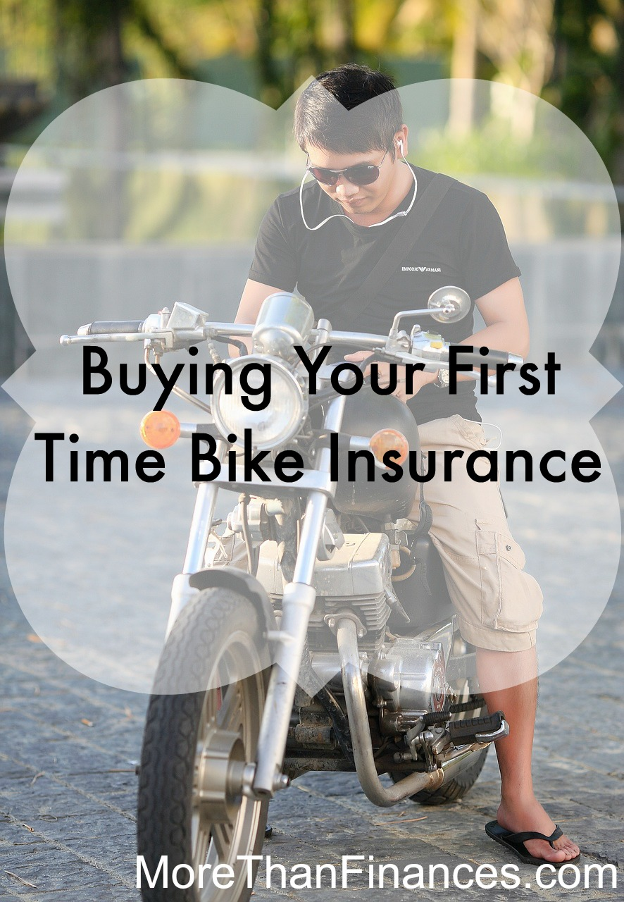 Buying Your First Time Bike Insurance