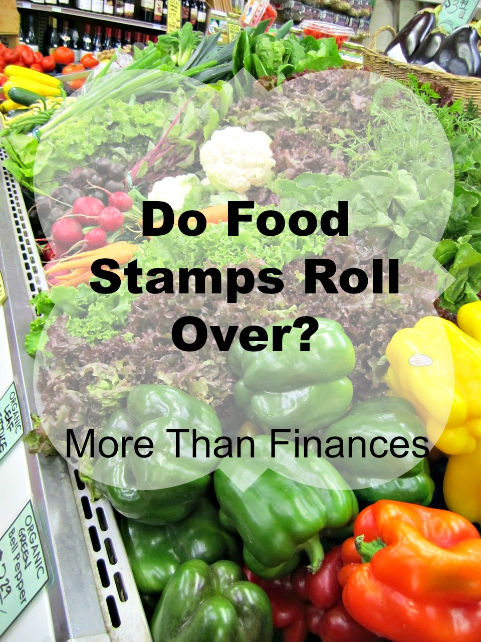 Do Food Stamps Roll Over-
