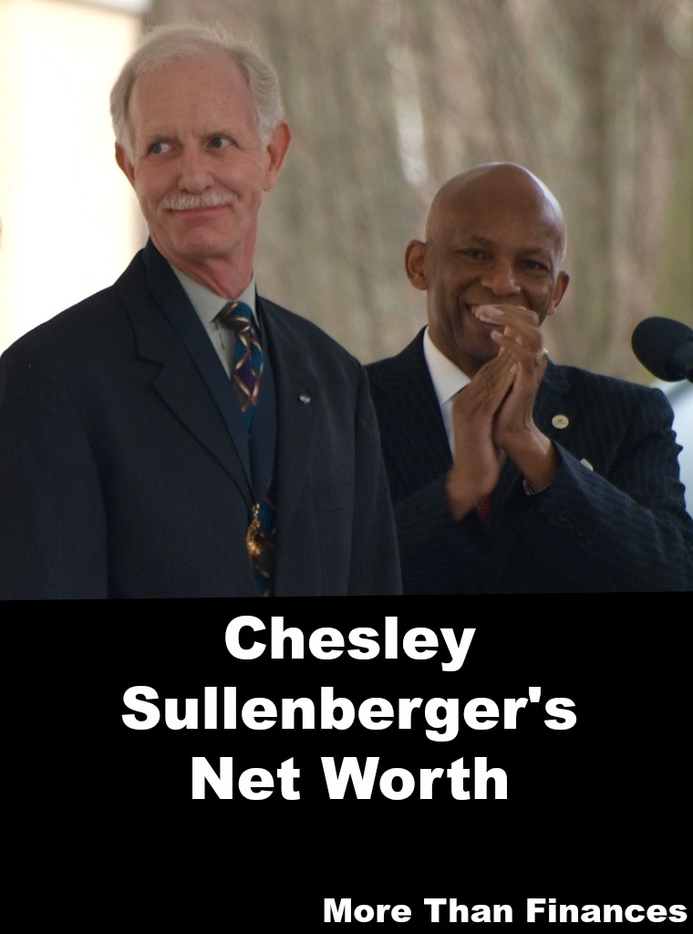 Chesley Sullenberger's Net Worth (1)