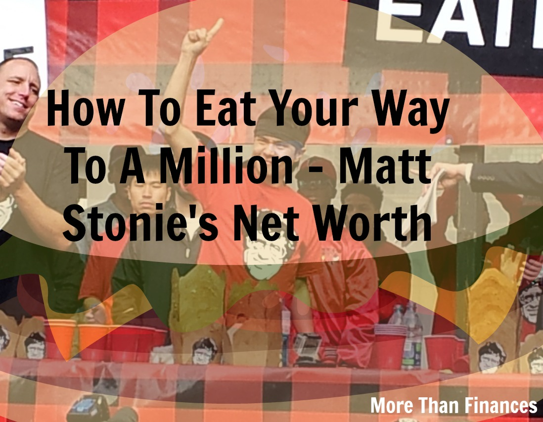 Matt Stonie's Net Worth