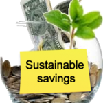 Learn sustainable frugality tips.
