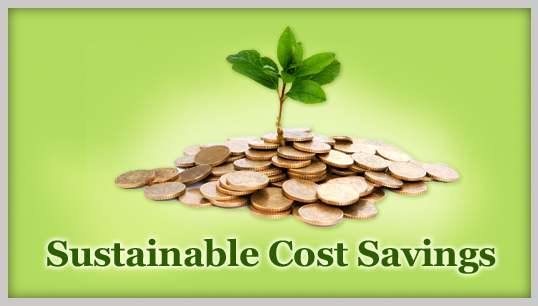 Sustainable frugality is about striking a balance.
